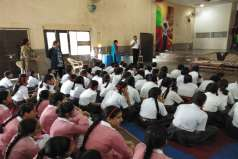 Guest Lecture on Moral Values July-2018