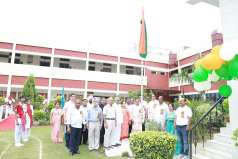 Celebrates 72nd Independence Day 15-8-2018