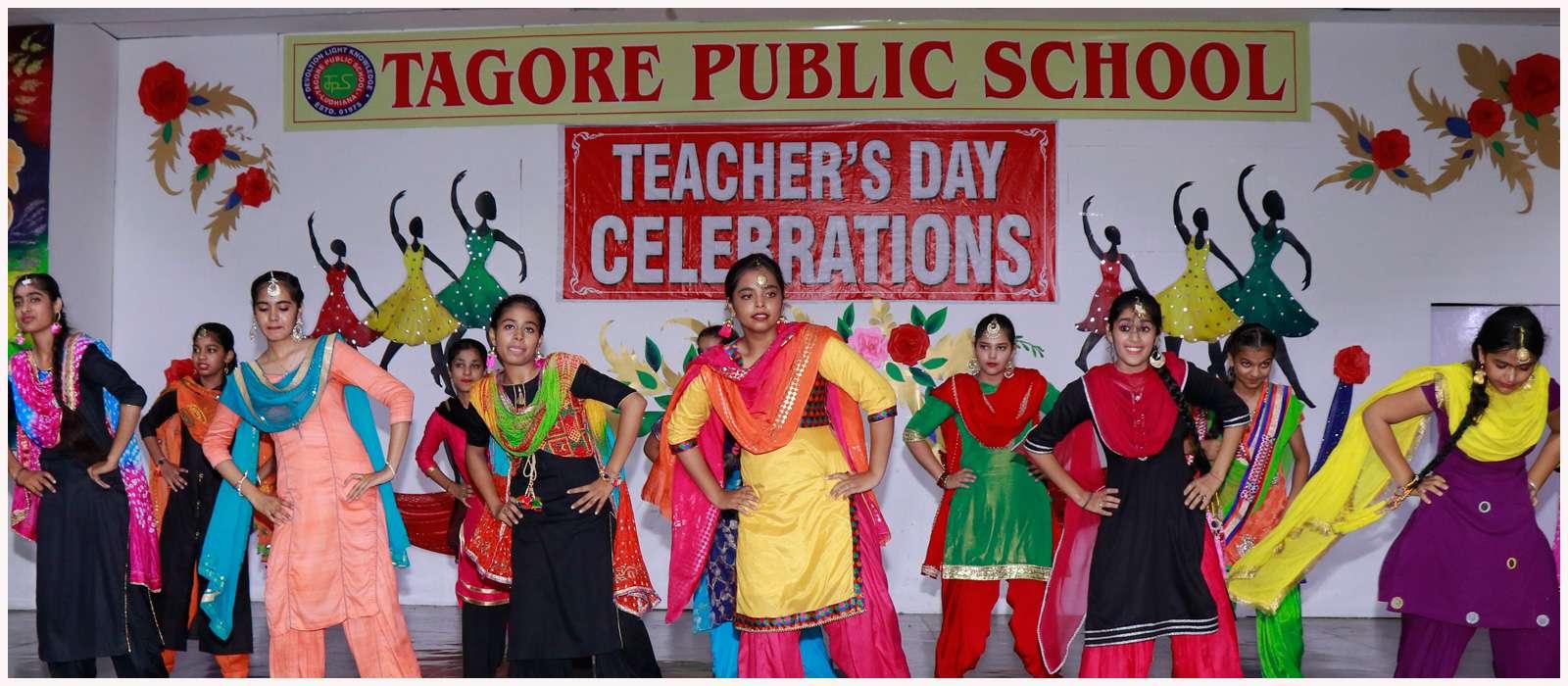 Teachers Day Celebration-